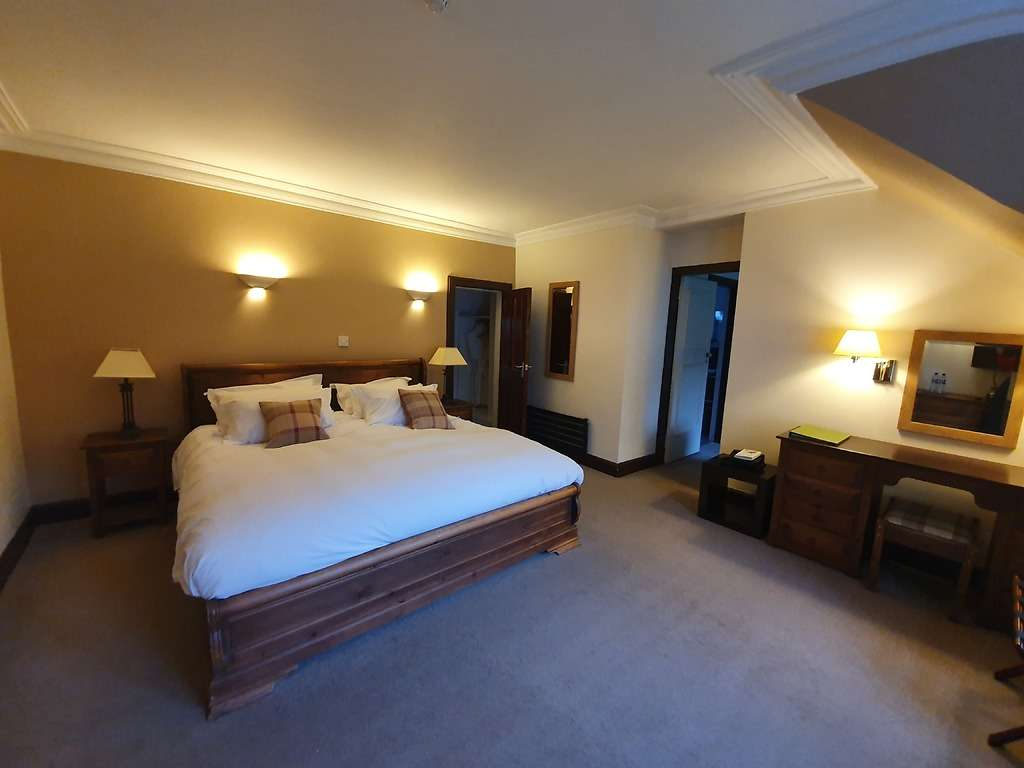 Suite room, Achray House Hotel