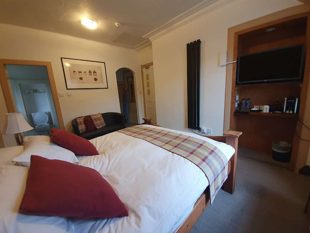 Superior room, Achray House Hotel