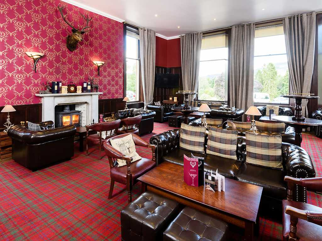 Stag's Head Bar restaurant, Atholl Palace