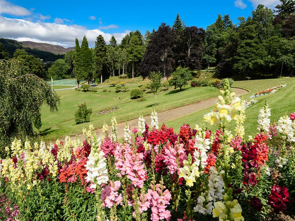 Atholl palace hotel in perthshire and pitlochry luxury - Hotels in perthshire with swimming pool ...