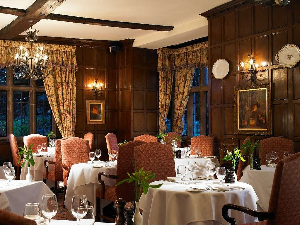 The Stuart Restaurant restaurant, Billesley Manor Hotel
