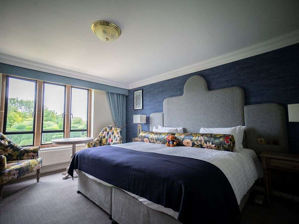 Feature room, Billesley Manor Hotel