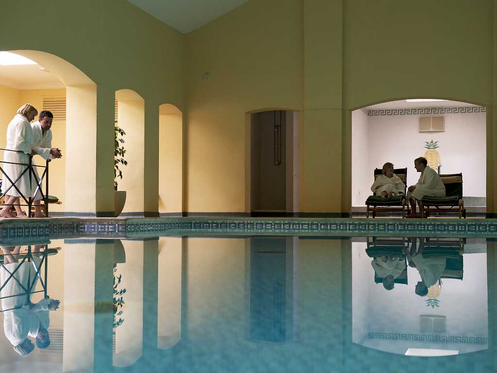 The Spa spa, Bodysgallen Hall & Spa