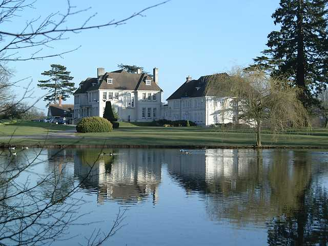 Brockencote Hall