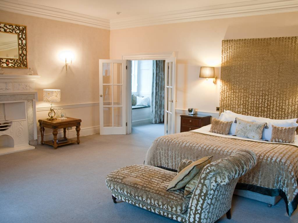 Master Suite room, Buckland Tout Saints