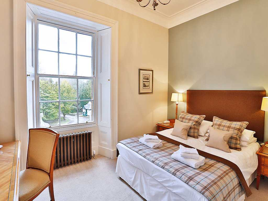 Classic room, Carberry Tower Castle and Estate