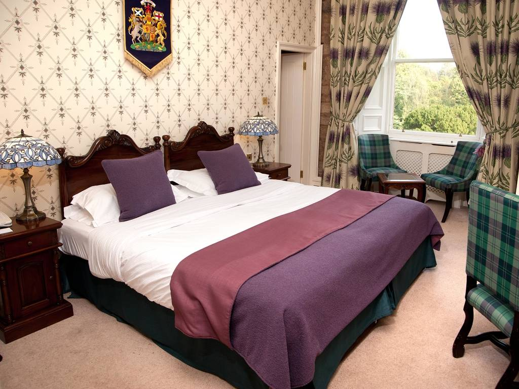 Themed room, Dalhousie Castle