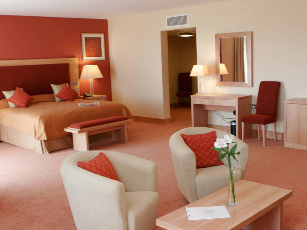 Luxury room, East Sussex National Spa and Golf Resort