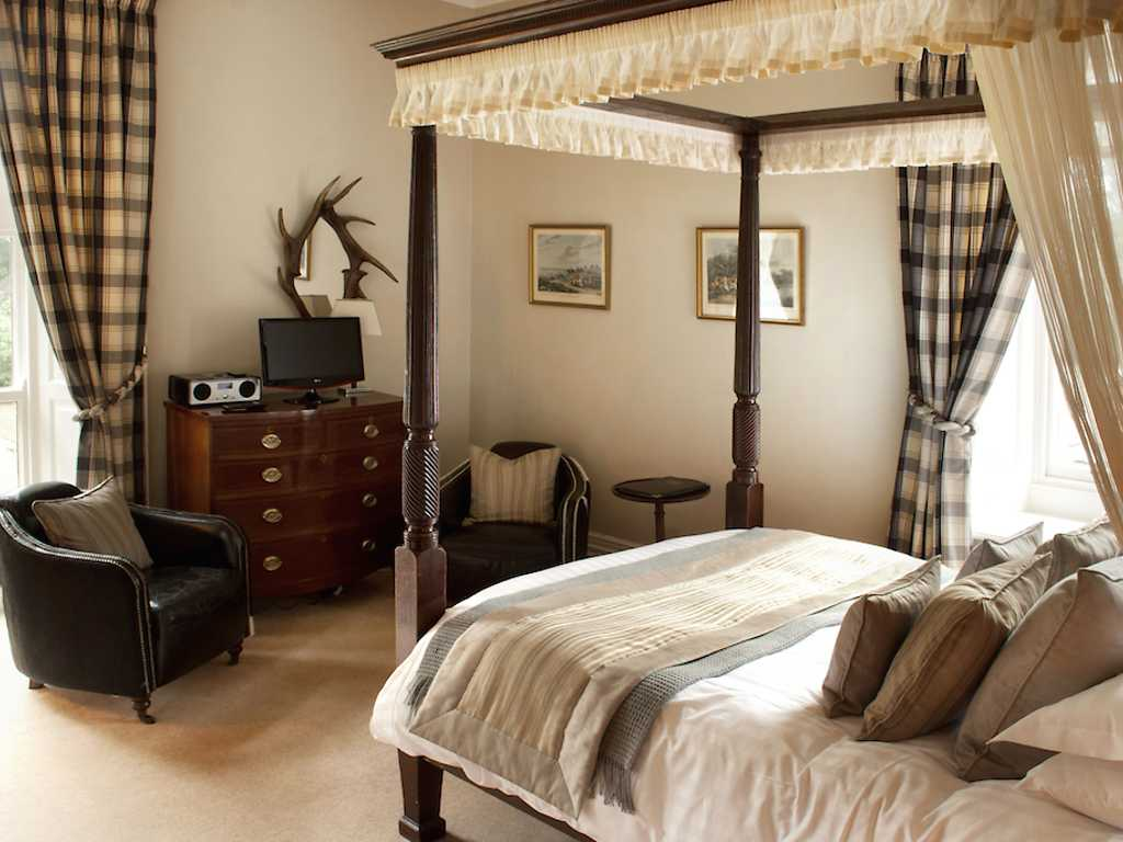 Luxury rooms room, Eshott Hall