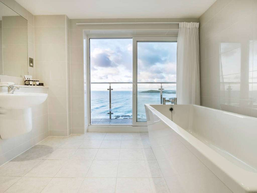 Best room, Fistral Beach Hotel and Spa