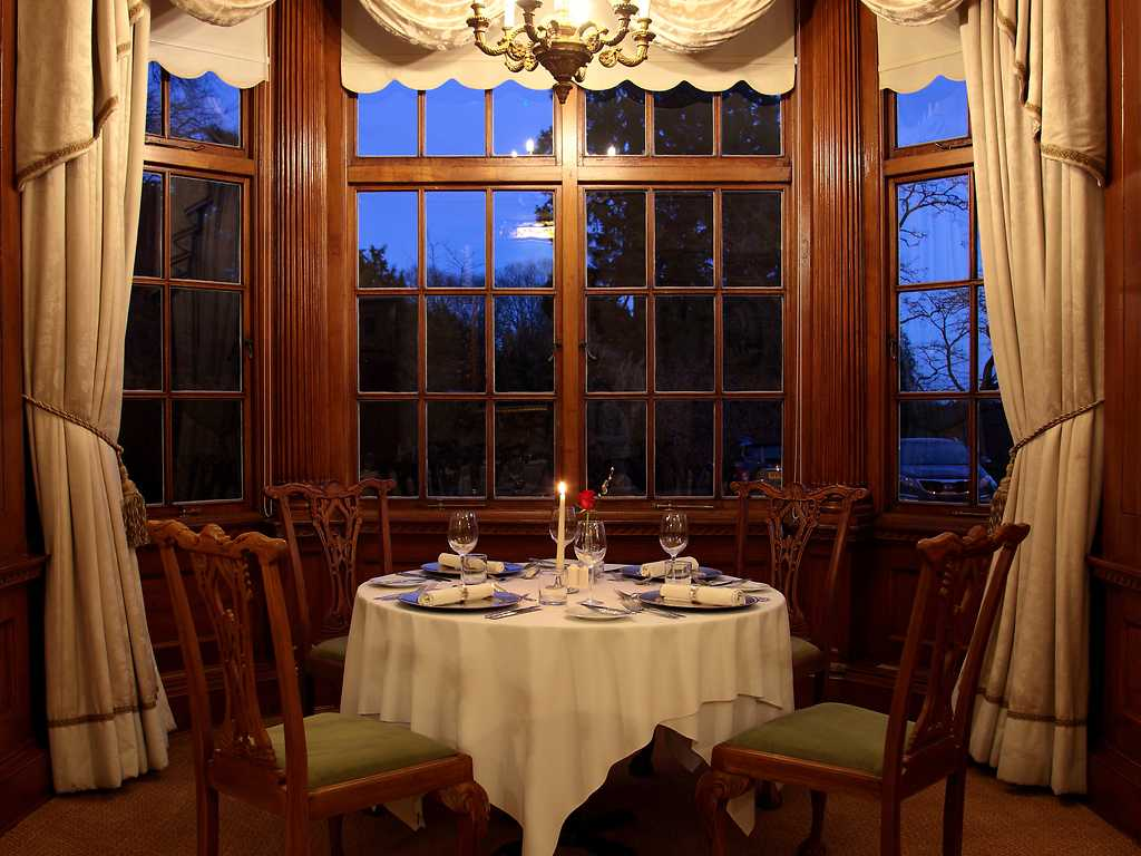 The Dining Room restaurant, Goldsborough Hall