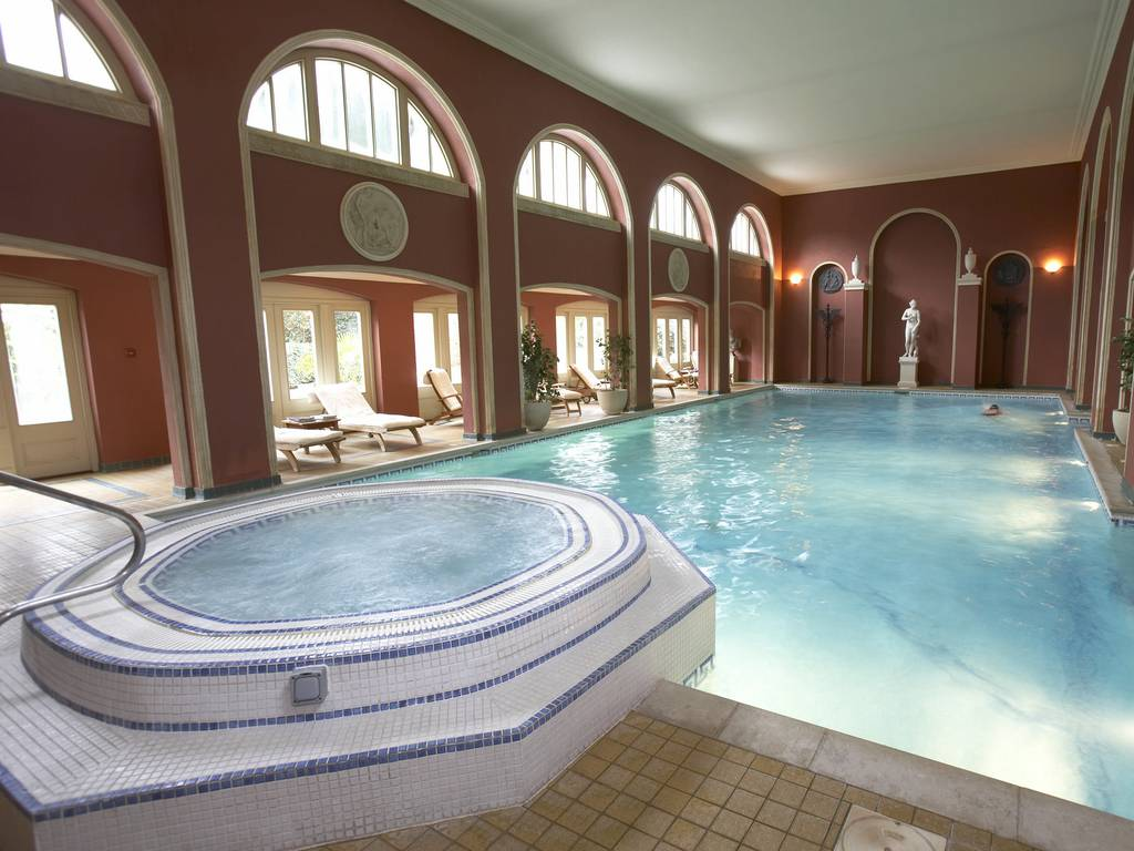 The Hartwell Spa spa, Hartwell House & Spa