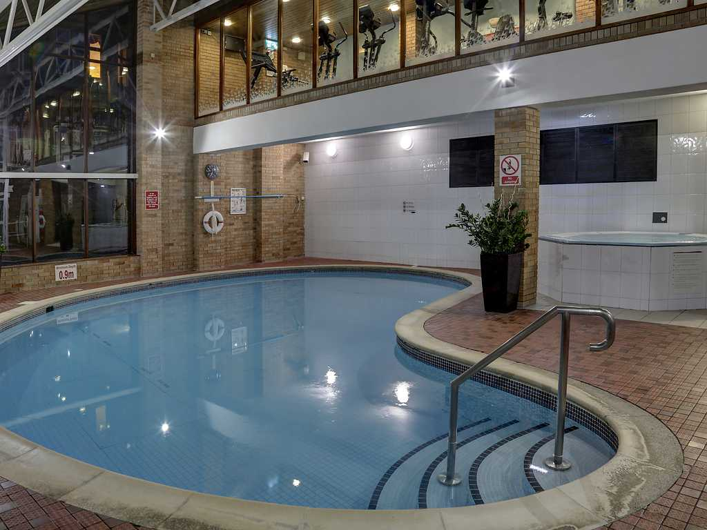 Leisure Club spa, Kenwood Hall Hotel & Spa