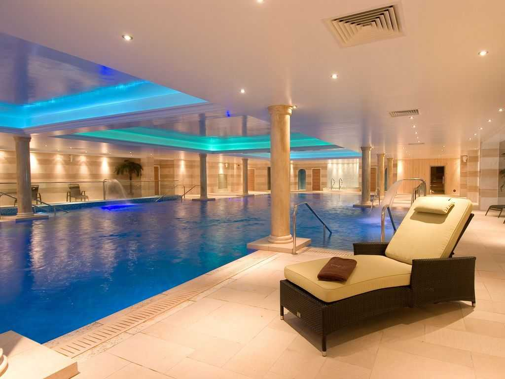 Lion Quays Luxury Hotel And Spa Oswestry