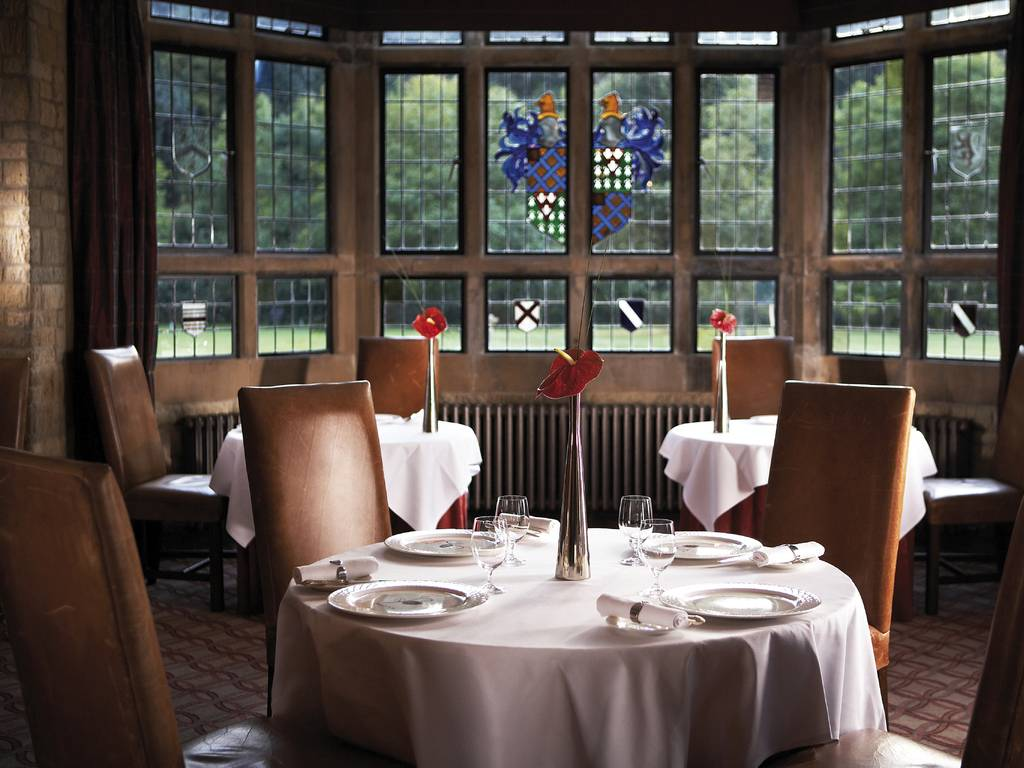 Bybrook Restaurant, Manor House, an Exclusive Hotel and Golf Club