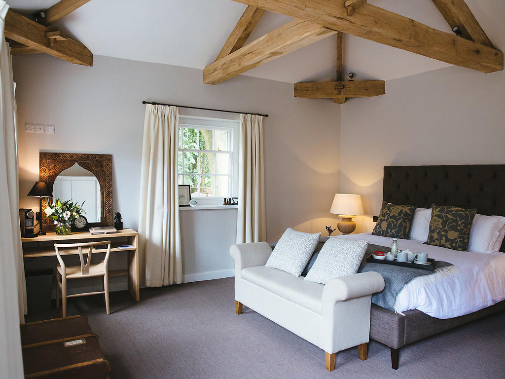 Garden room, The Coach House at Middleton Lodge Hotel