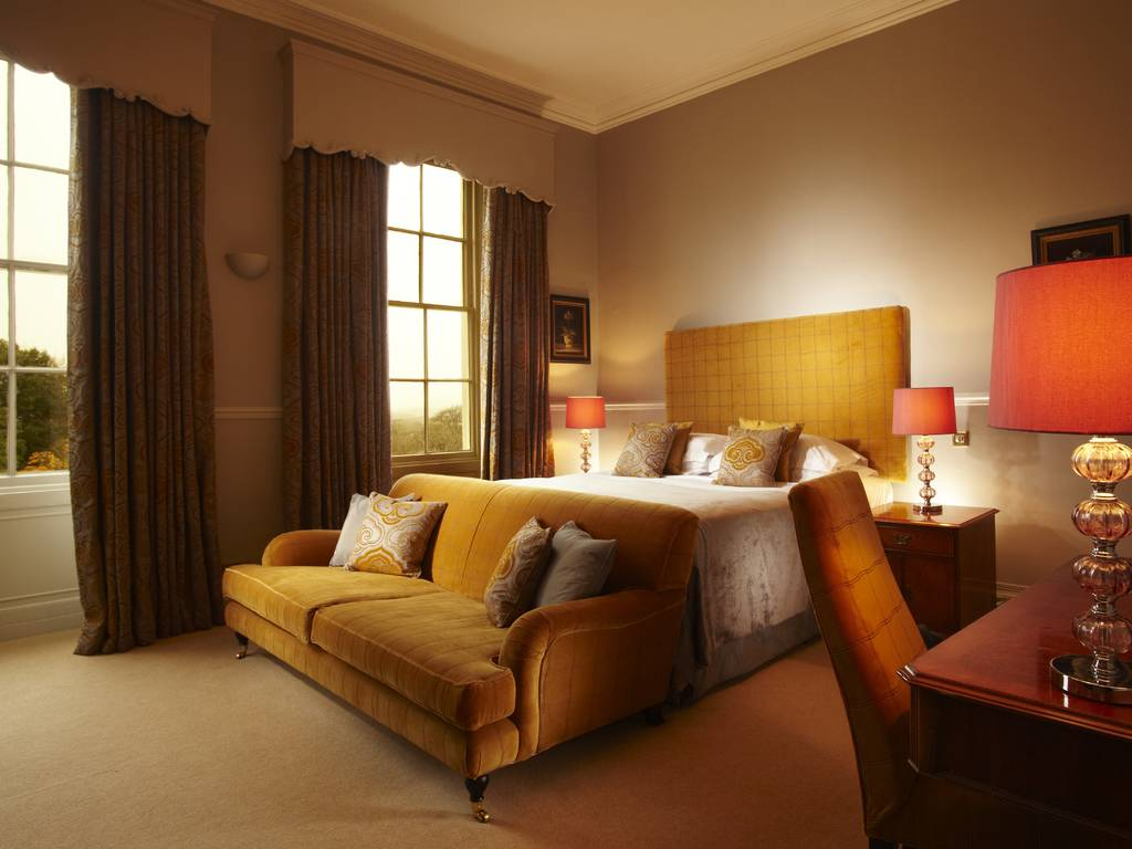 Deluxe Double room, Mount Somerset Hotel & Spa