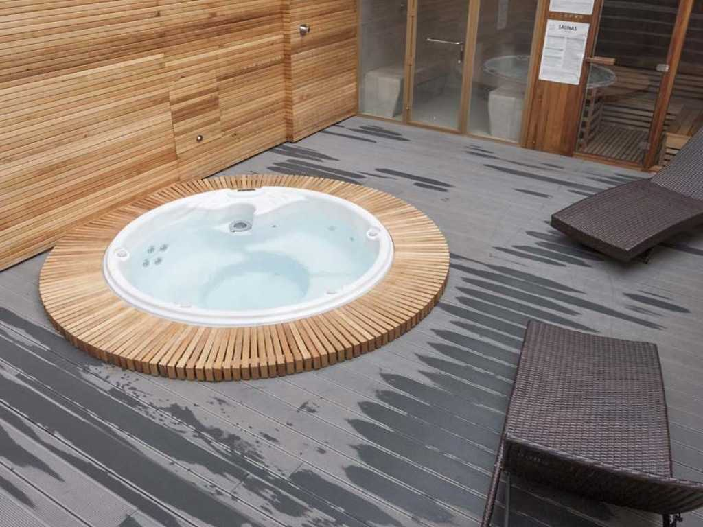 Spa spa, New Bath Hotel & Spa