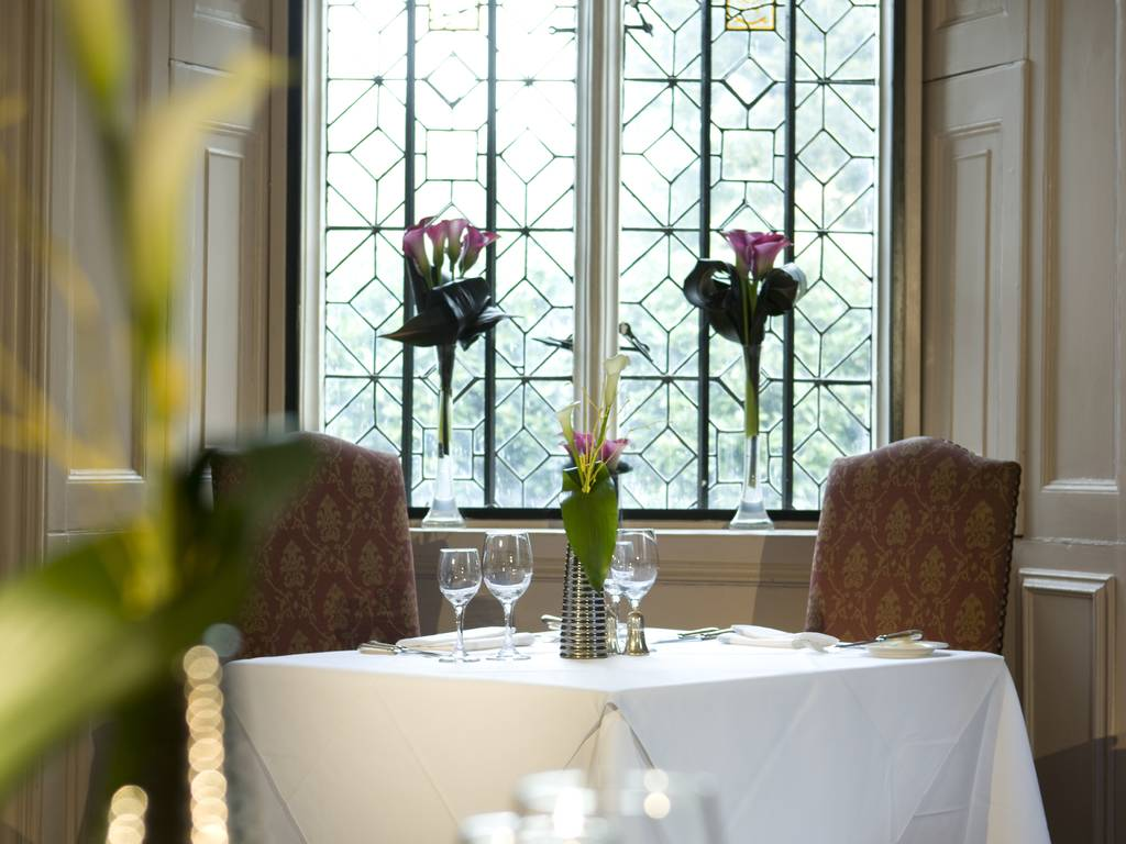 The Restaurant restaurant, New Hall Hotel & Spa