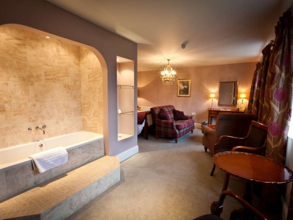 Suite room, Northcote Manor