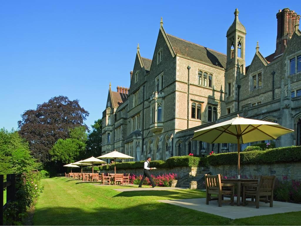 Nutfield Priory Hotel And Spa Nutfield Surrey