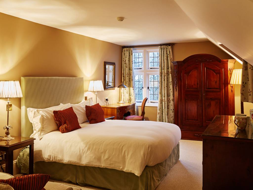 Superior room, Ockenden Manor Hotel & Spa