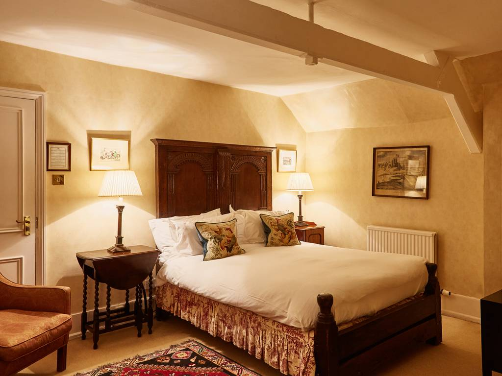 Standard room, Ockenden Manor Hotel & Spa