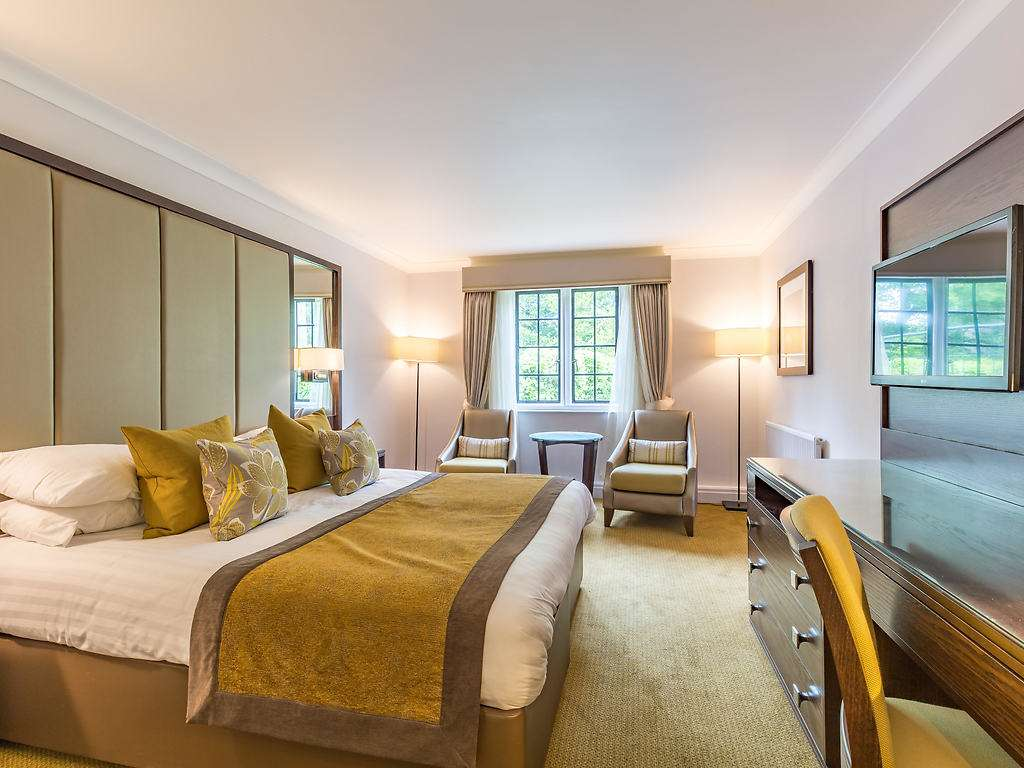 Classic Double room, Rhinefield House Hotel
