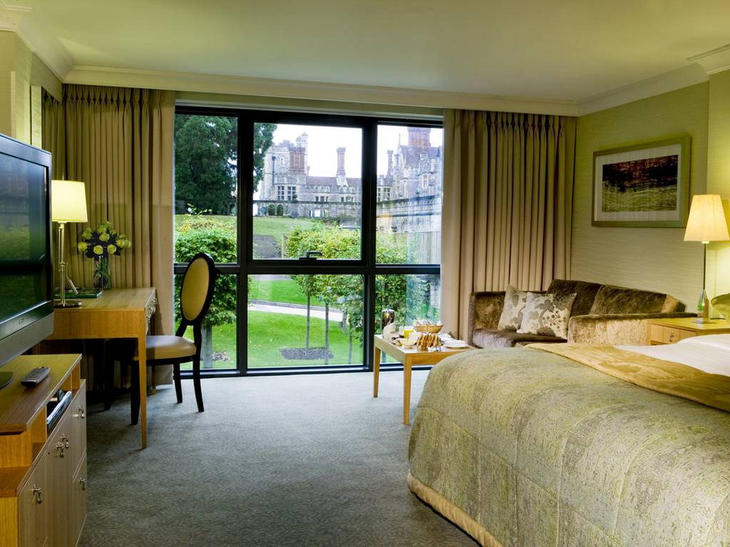 Executive room, Rhinefield House Hotel