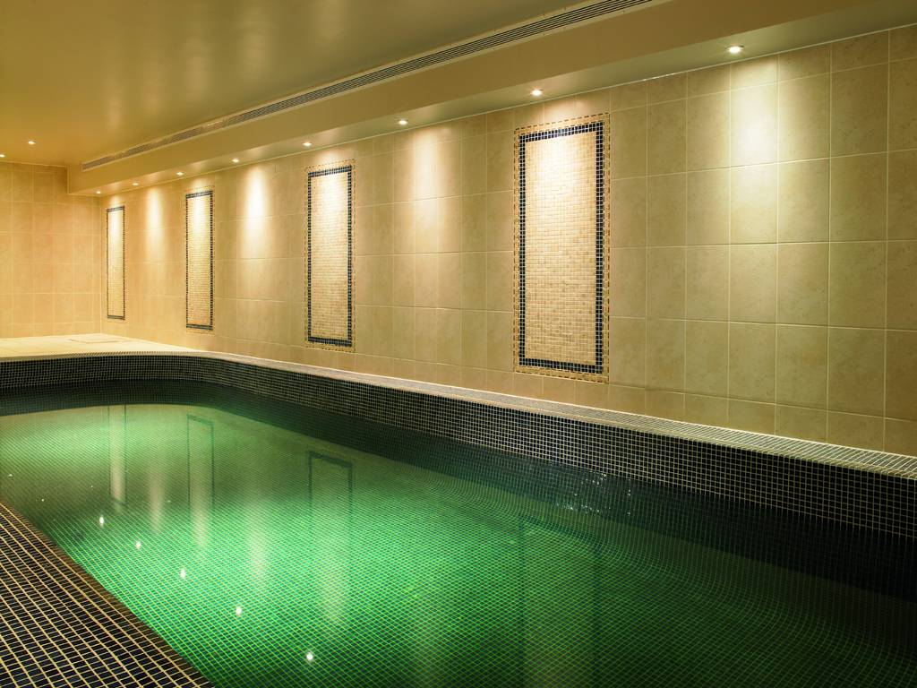 Spa & Health Club spa, Rhinefield House Hotel
