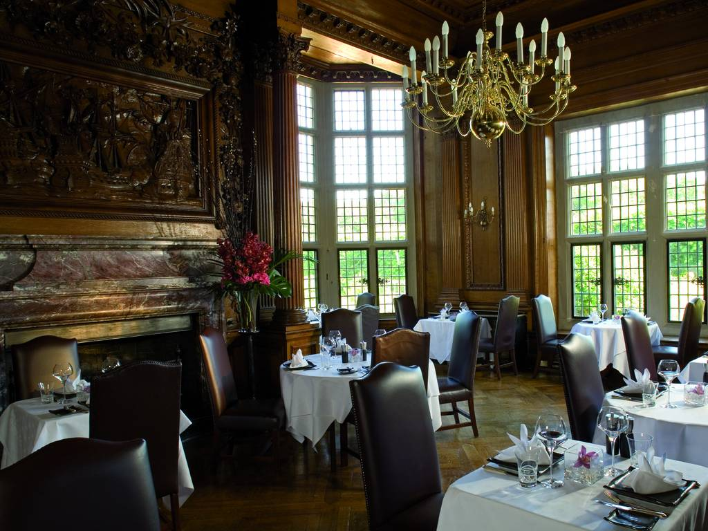 The Armada Restaurant restaurant, Rhinefield House Hotel