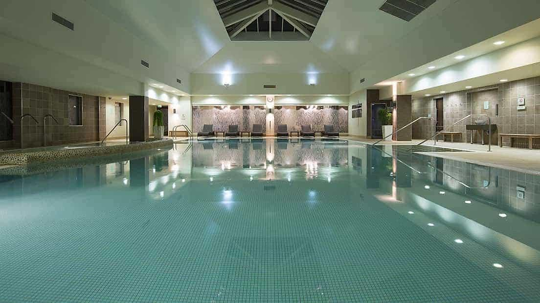 Rookery Hall Hotel Spa In North West England And Cheshire Luxury Hotel Breaks In The Uk