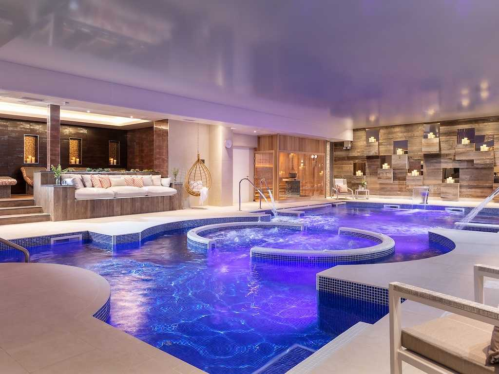 Spa and Health Club spa, St Michaels Hotel & Spa