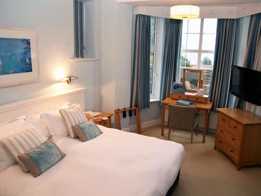 Seaview room, St Michaels Hotel & Spa