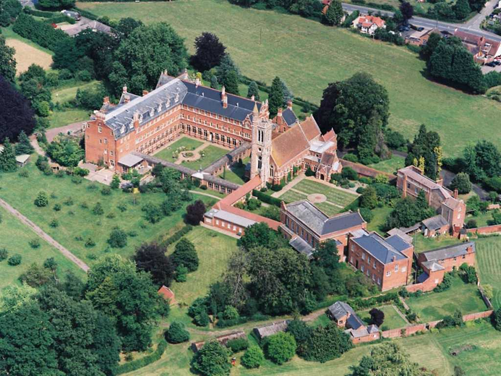 Stanbrook Abbey