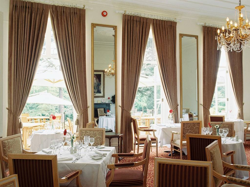Berry's Restaurant and Terrace restaurant, Taplow House Hotel