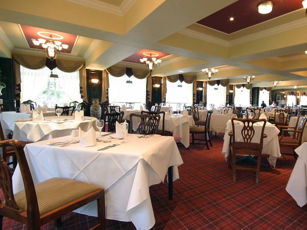 Burlington S Restaurant At The Beech Hill Hotel