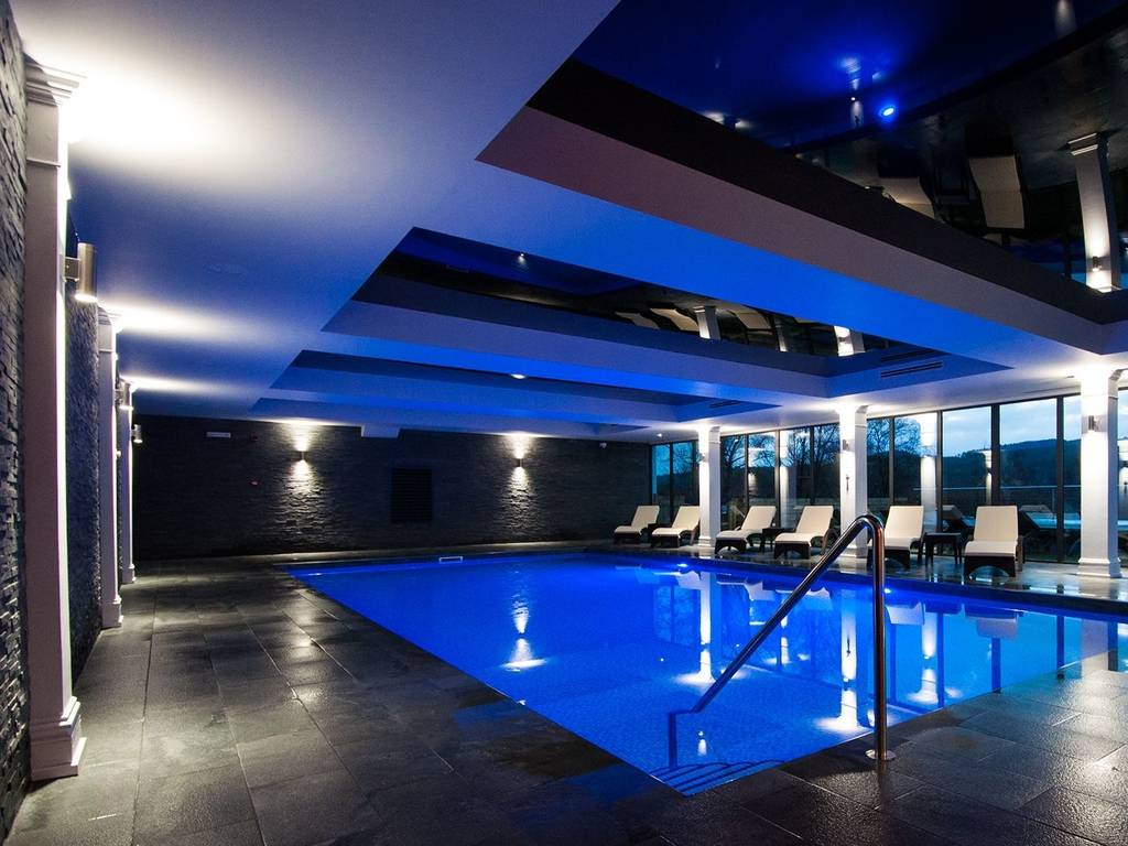 The beech hill hotel spa in lake district and windermere luxury hotel breaks in the uk for Hotels in windermere with swimming pools