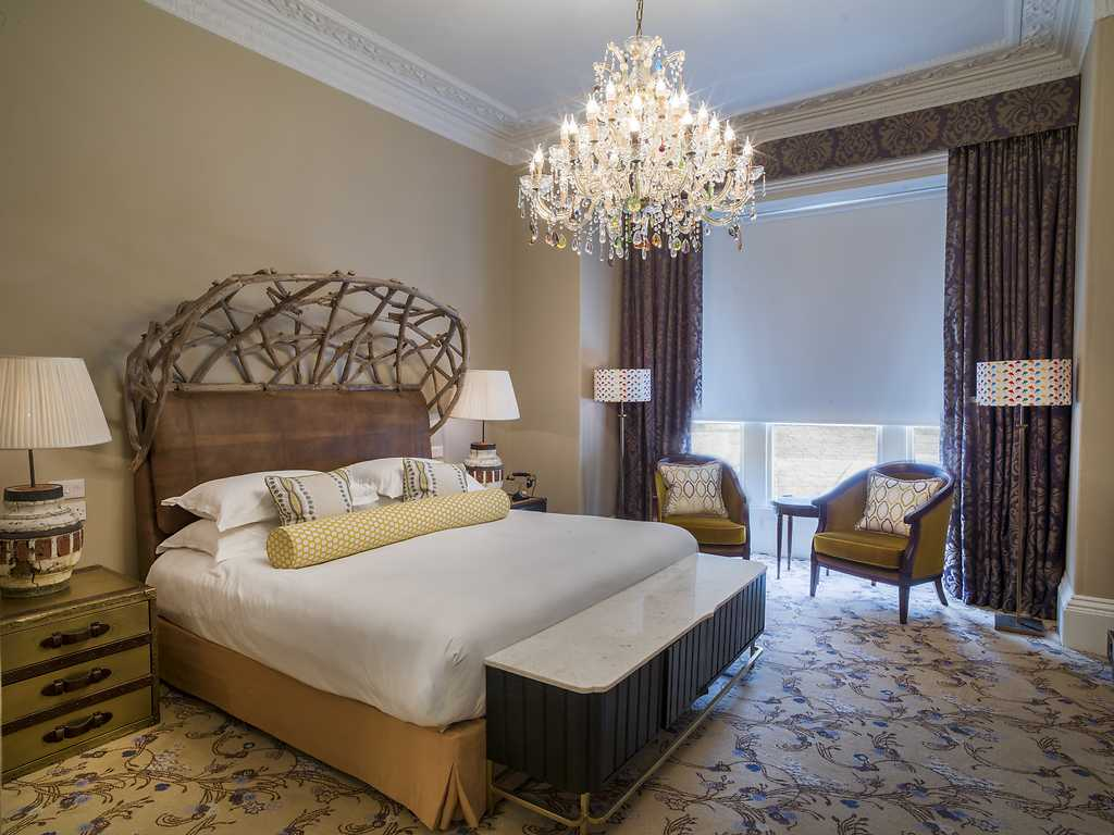 Deluxe Double or Twin room, The Bird