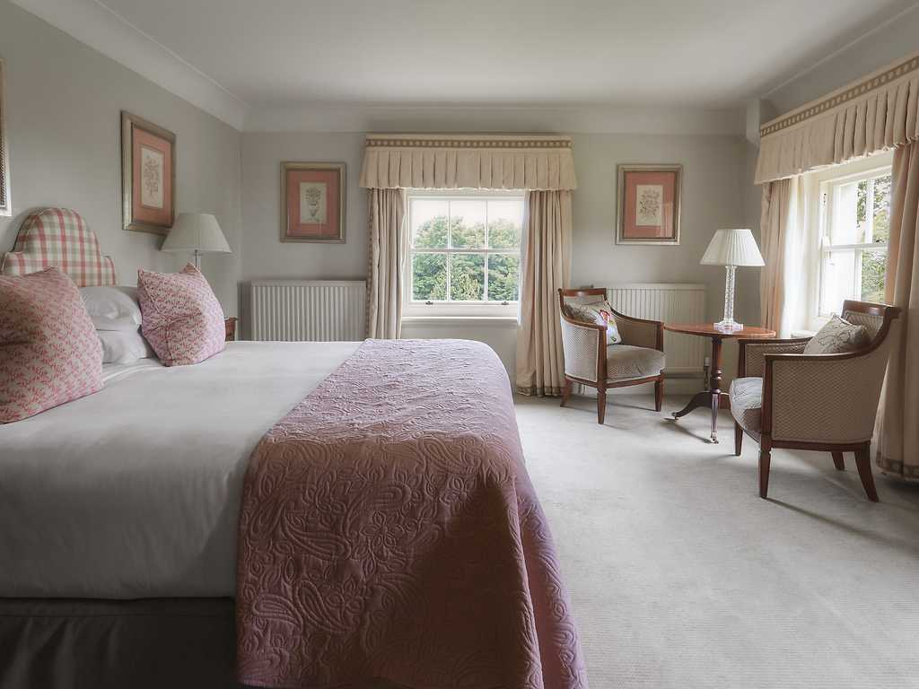 Superior room, The Elms Country House Hotel and Spa