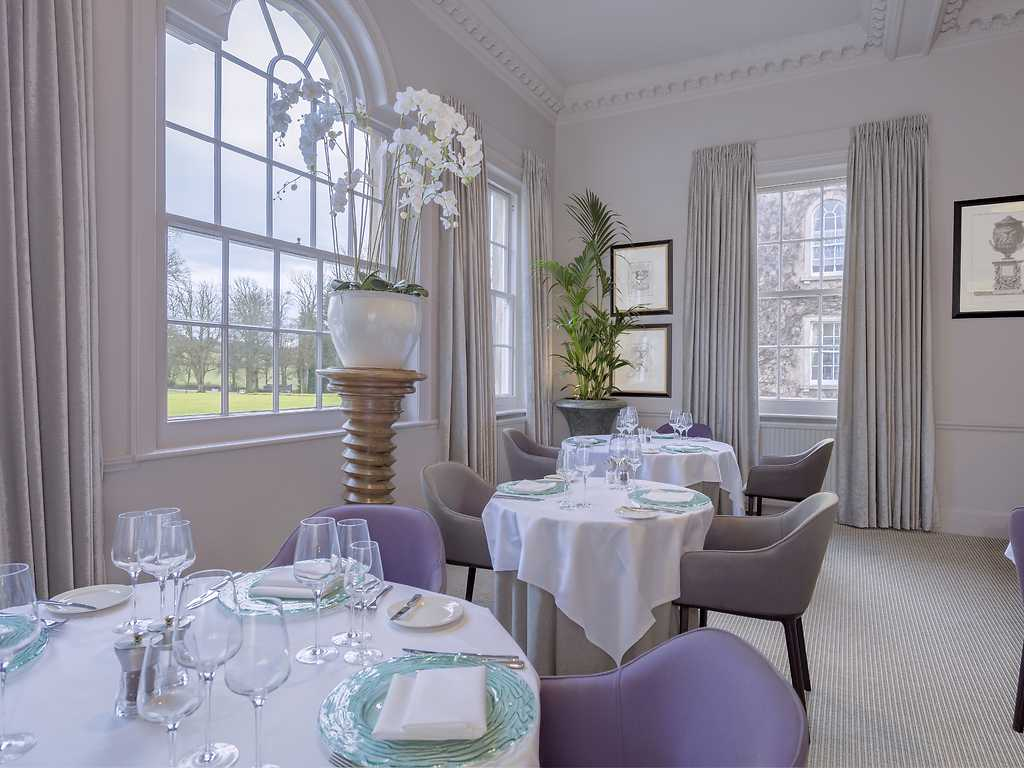 Brookes Restaurant restaurant, The Elms Country House Hotel and Spa