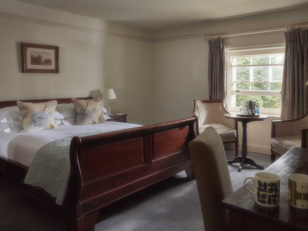 Deluxe room, The Elms Country House Hotel and Spa