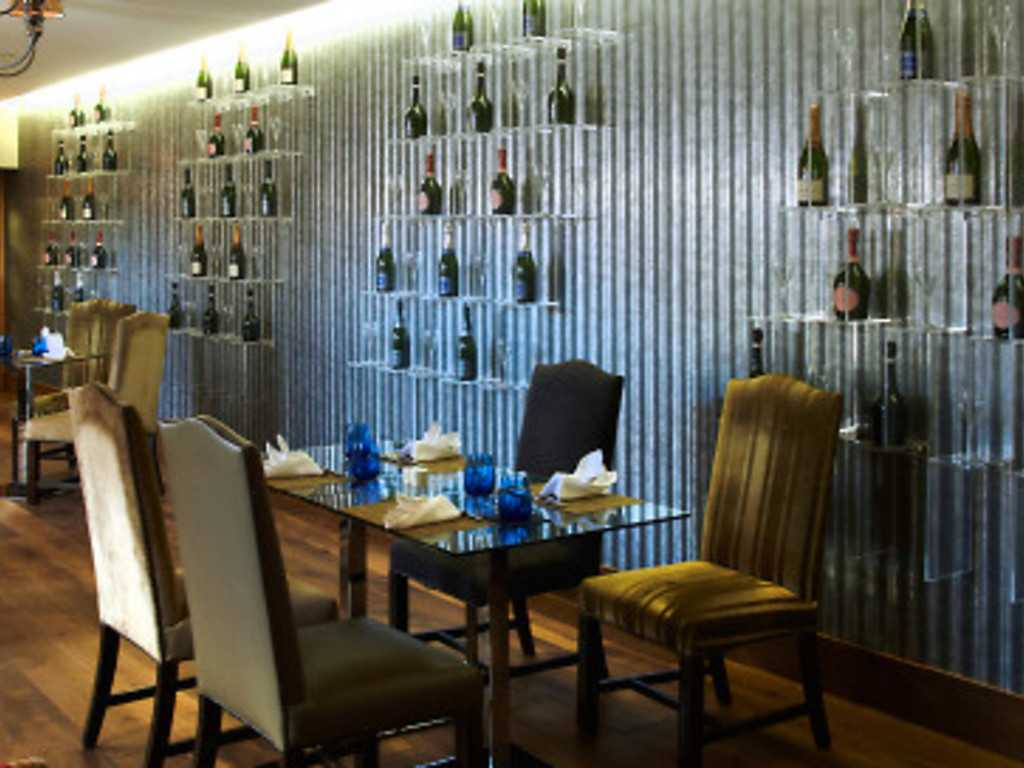 Orchard Brasserie restaurant, The Greenway Hotel & Spa
