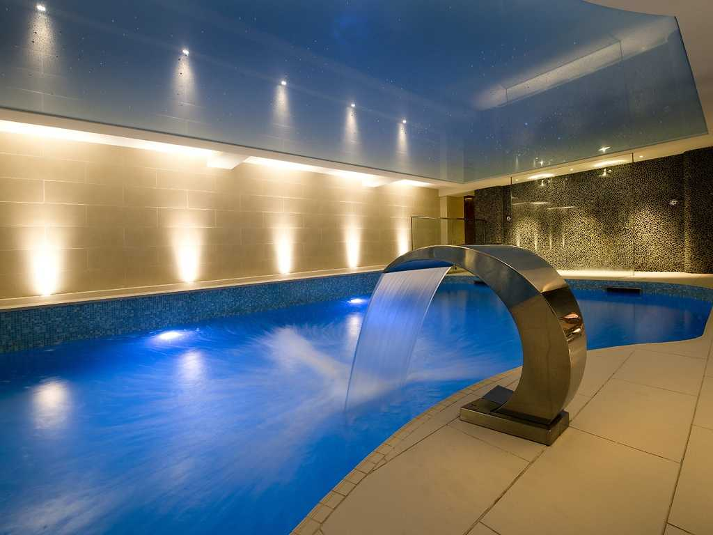 The Headland Spa spa, The Headland Hotel & Spa