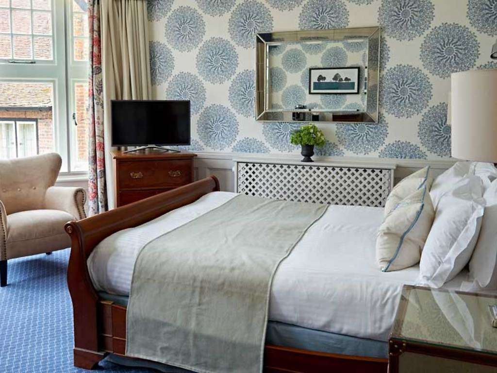 Suite room, The Montagu Arms