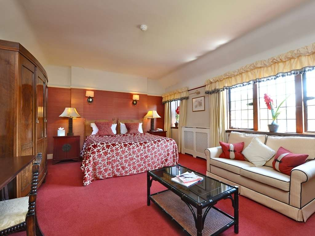 Deluxe room, The Montagu Arms