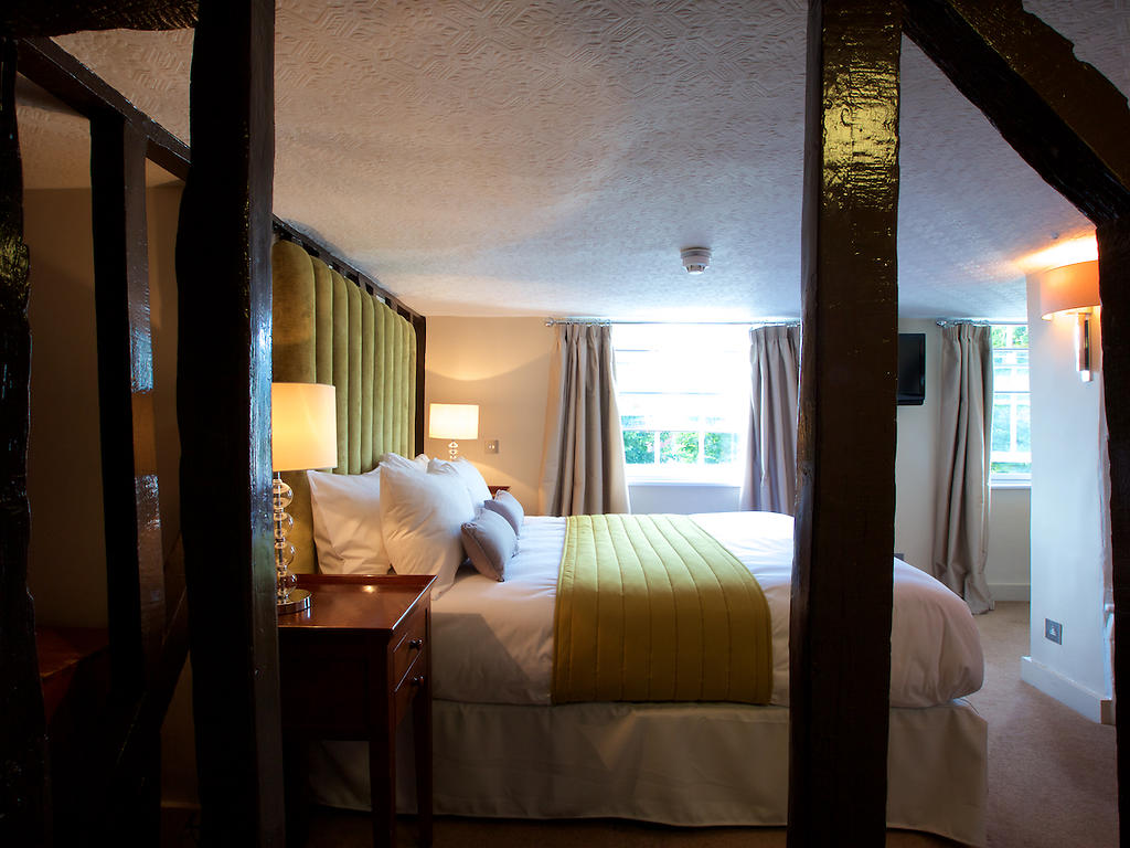 Deluxe room, The Talbot Ripley