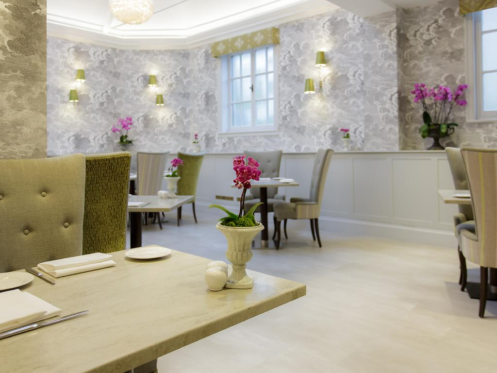 The Fleur de Sel Restaurant restaurant, The Wood Norton