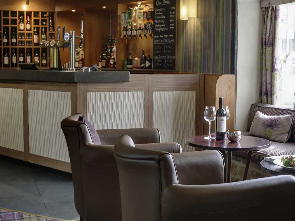 Lounge Bar restaurant, Wroxton House