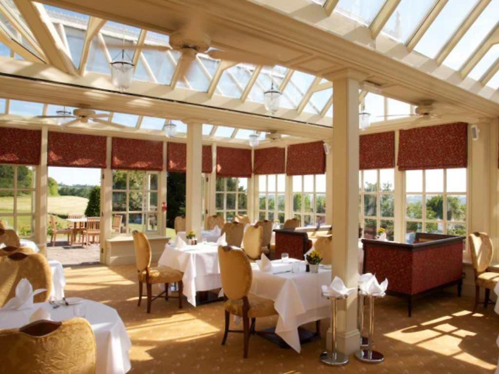 Wyck Hill House Hotel Restaurant